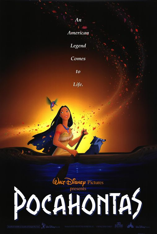 Pocahontas kapak