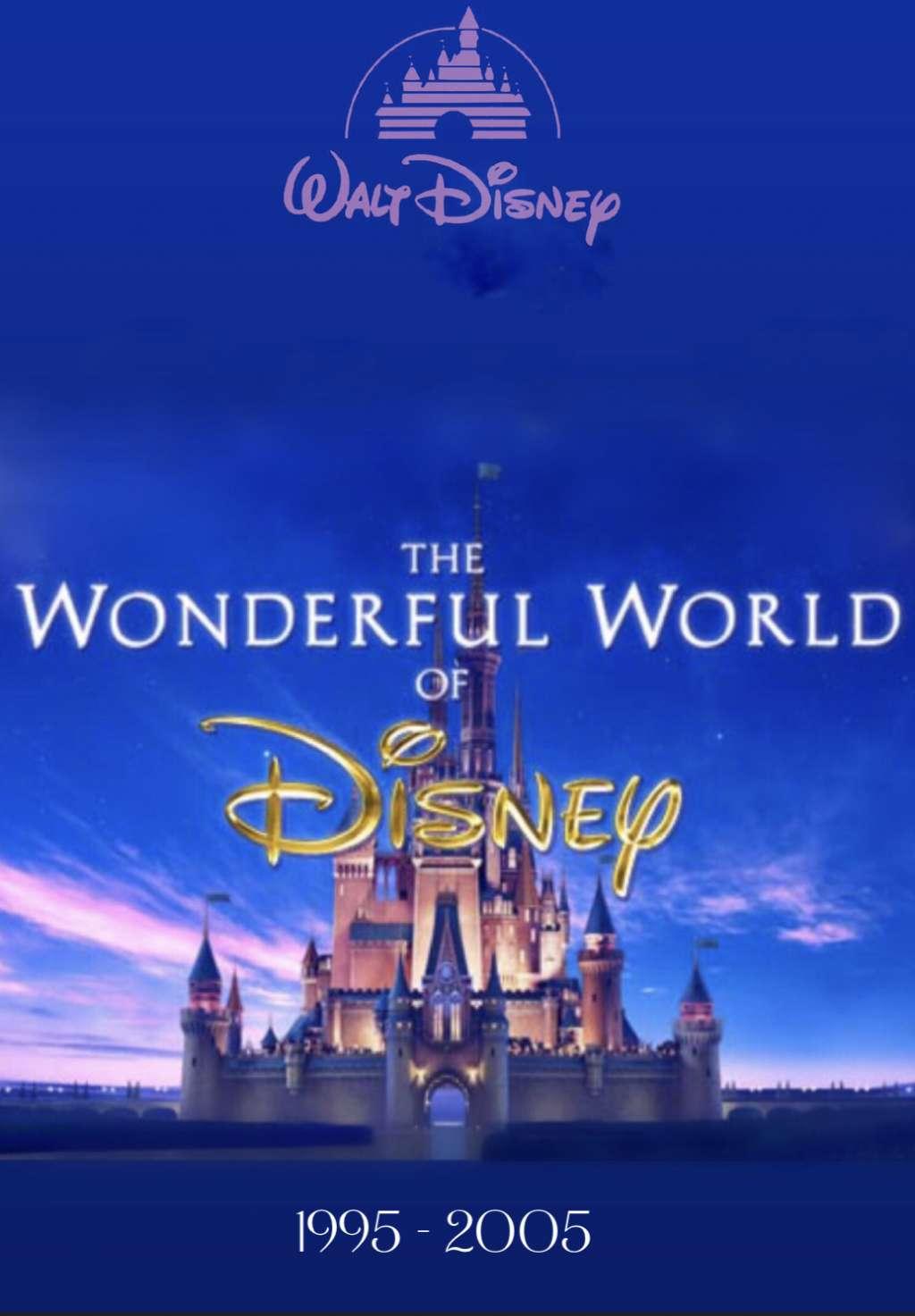 The Wonderful World of Disney kapak