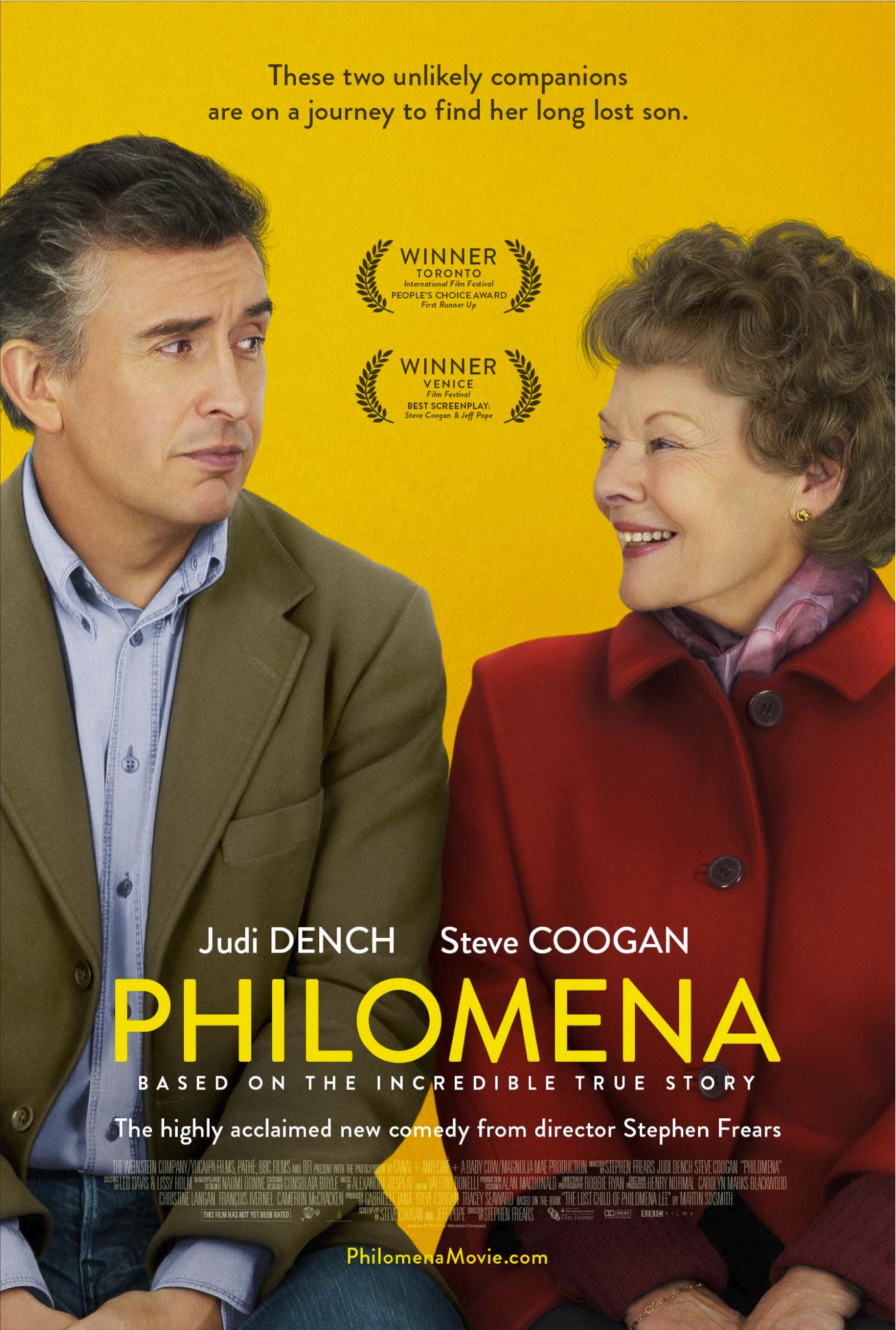 Philomena kapak