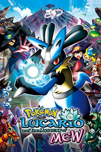 Pokémon: Lucario and the Mystery of Mew kapak