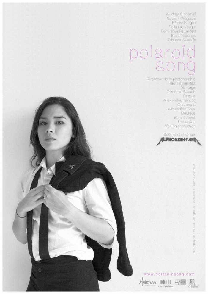 Polaroid Song kapak
