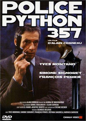 Police Python 357 kapak