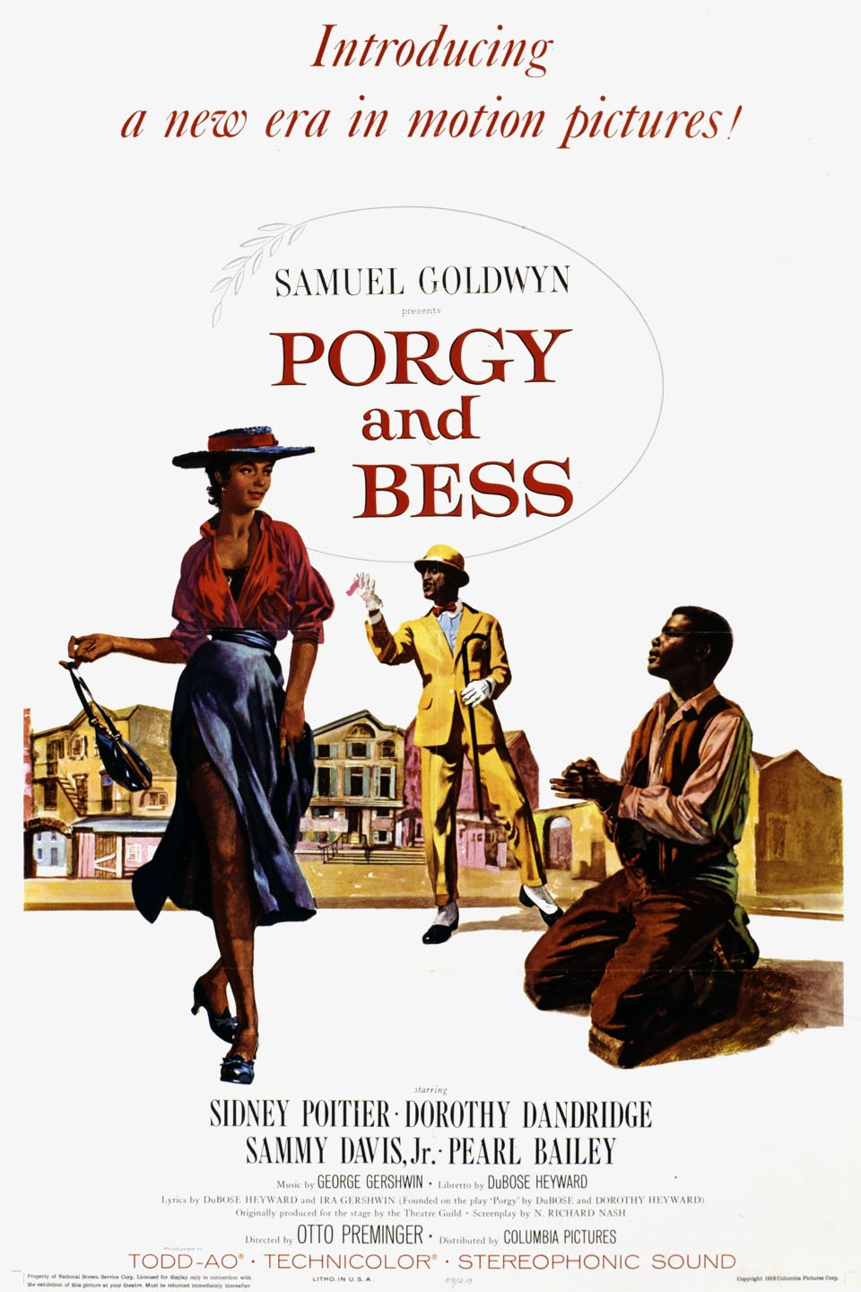 Porgy and Bess kapak
