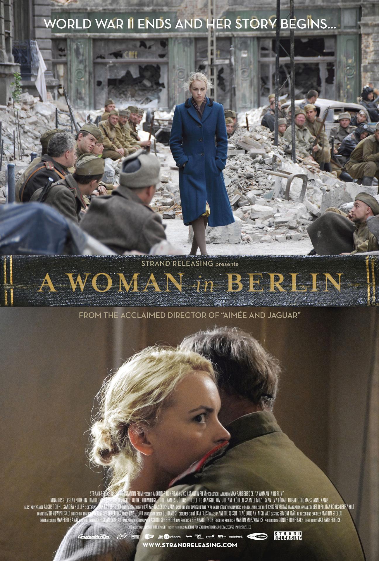 Anonyma - Eine Frau in Berlin kapak