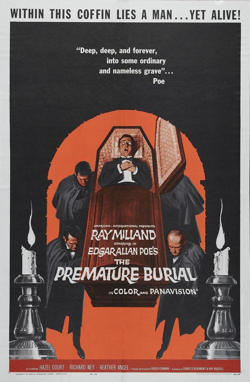 Premature Burial kapak