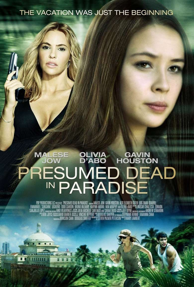 Presumed Dead in Paradise kapak