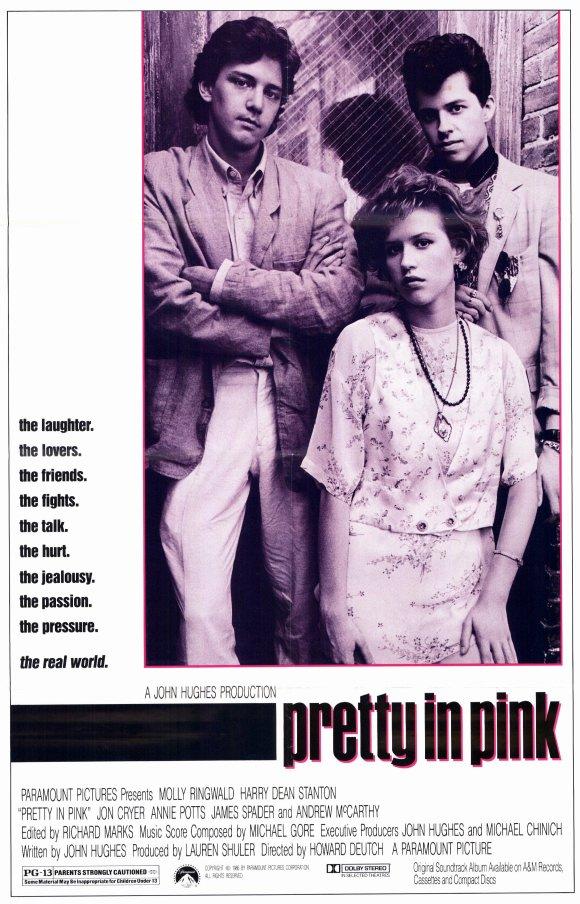 Pretty in Pink kapak