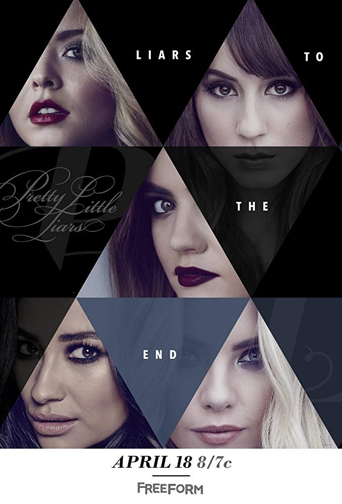 Pretty Little Liars kapak