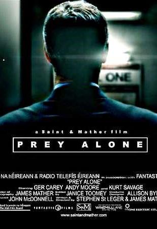 Prey Alone kapak
