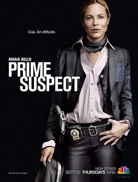 Prime Suspect kapak