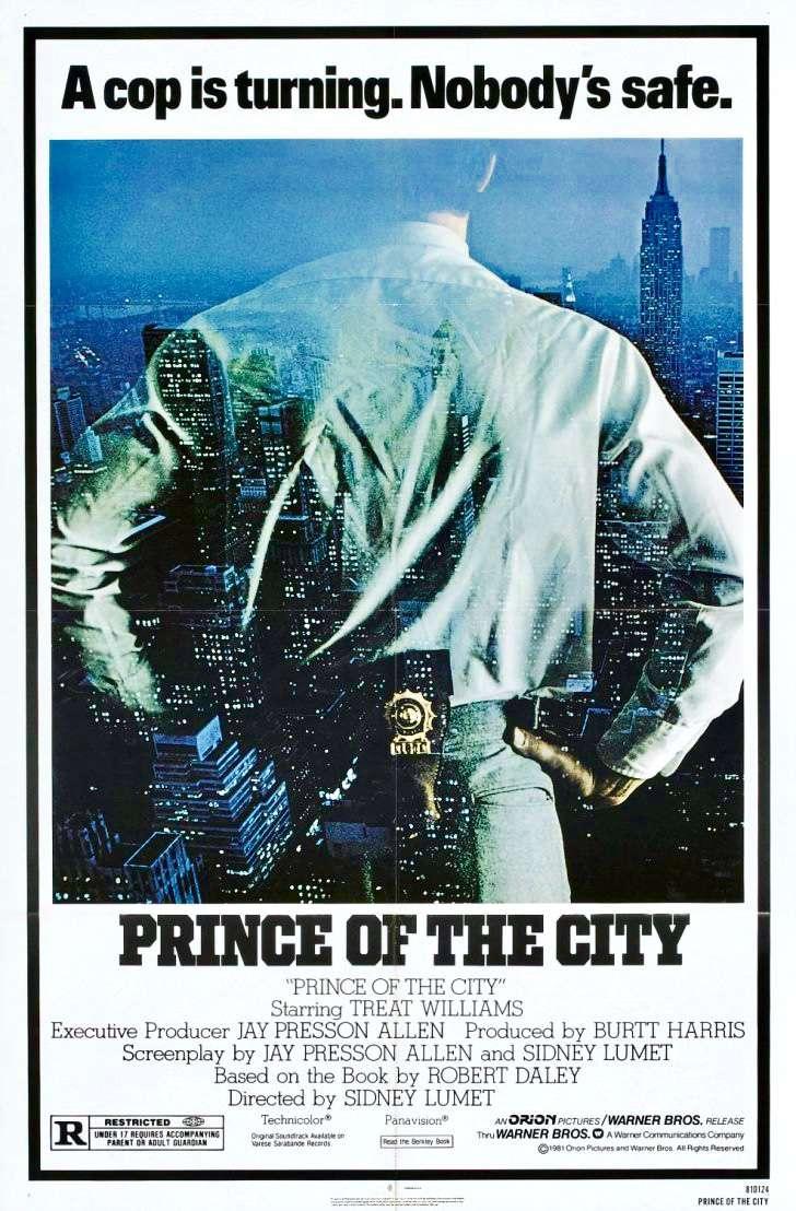 Prince of the City kapak