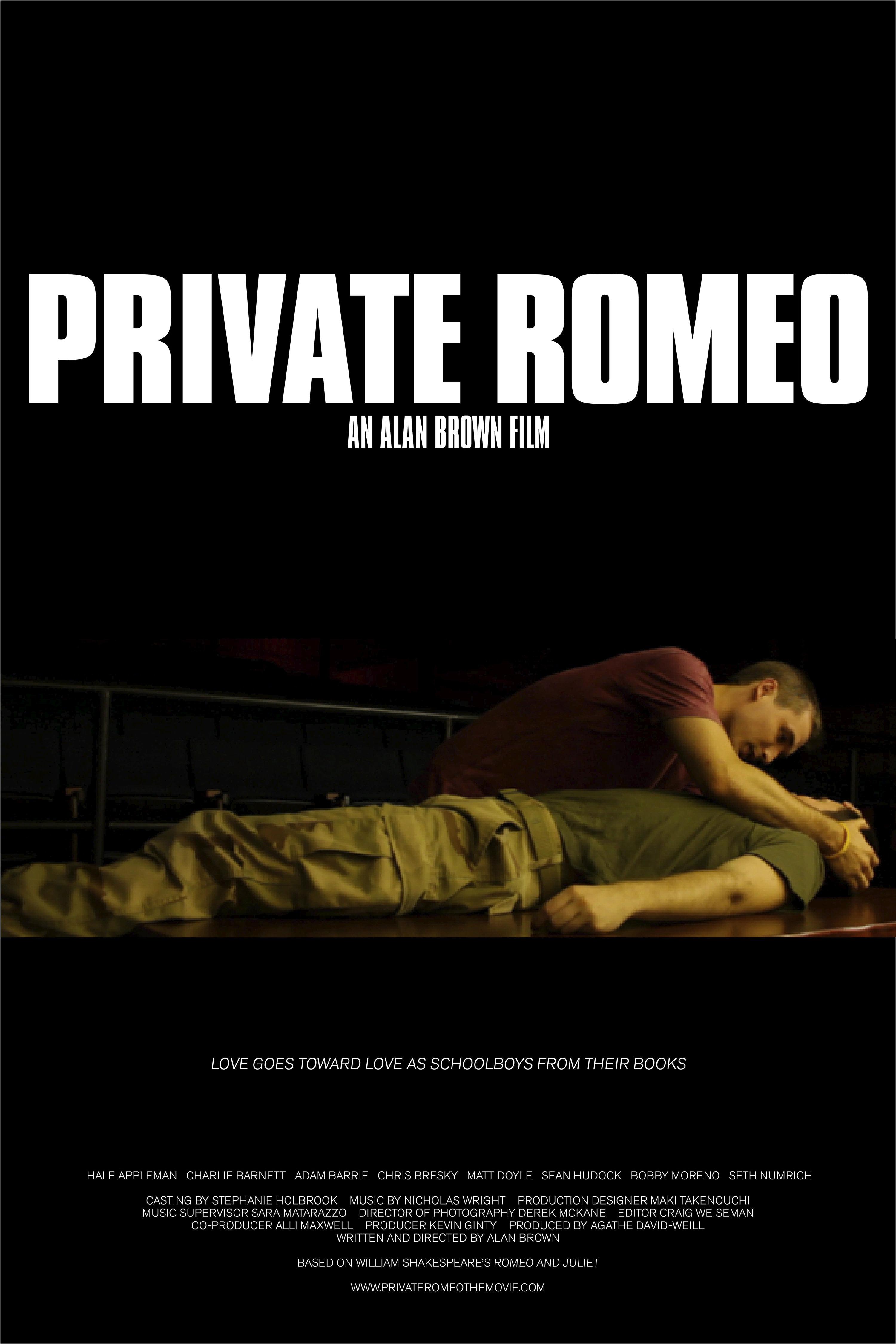Private Romeo kapak