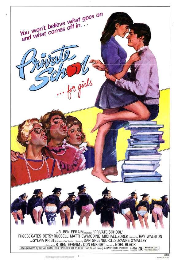 Private School kapak