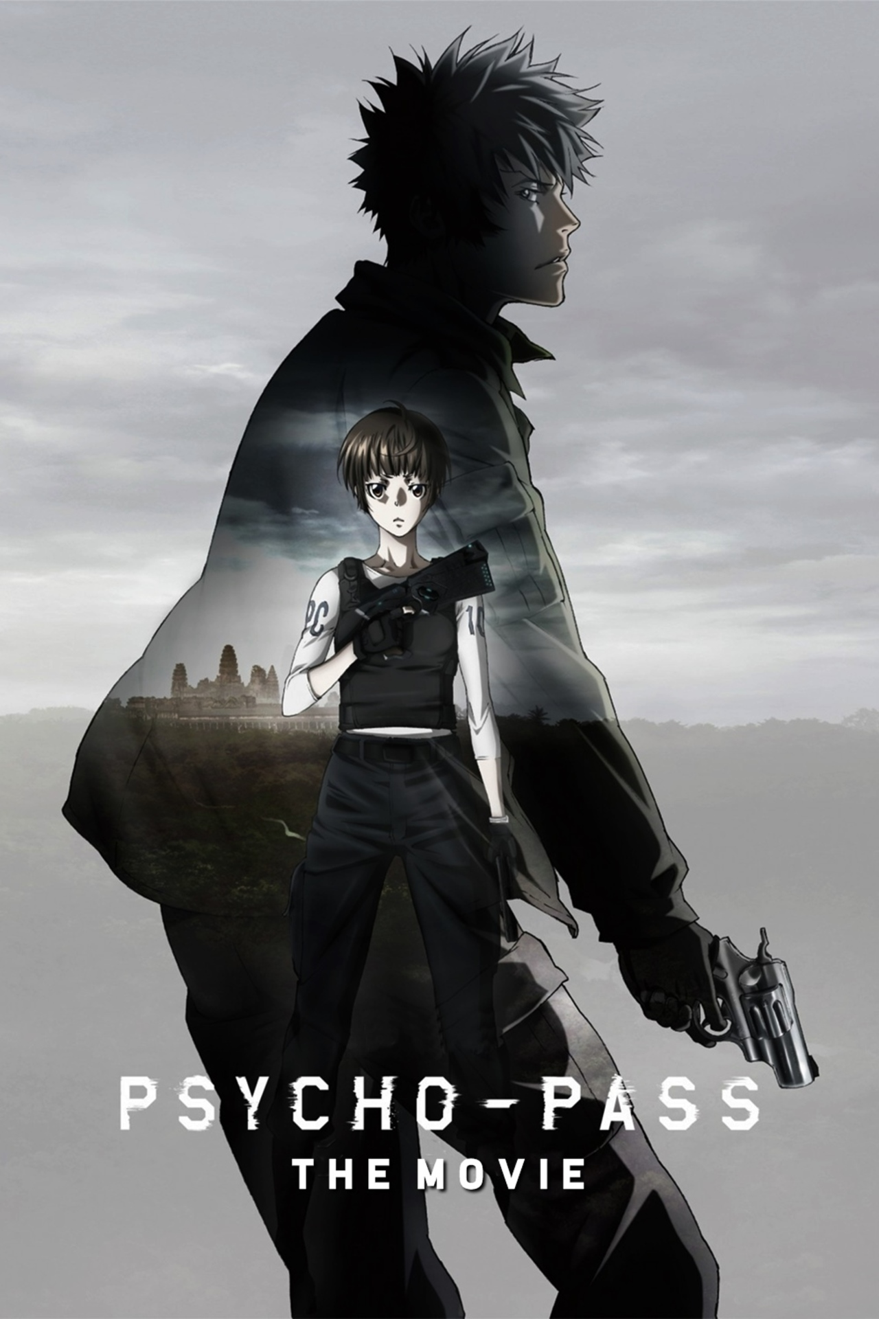 Gekijouban Psycho-Pass kapak