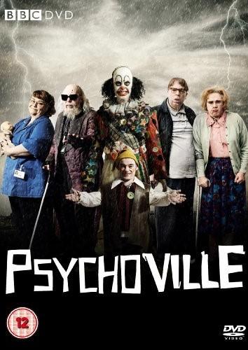 Psychoville kapak
