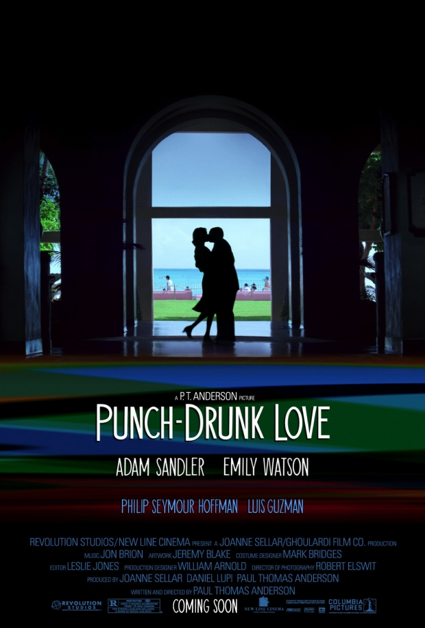 Punch-Drunk Love kapak