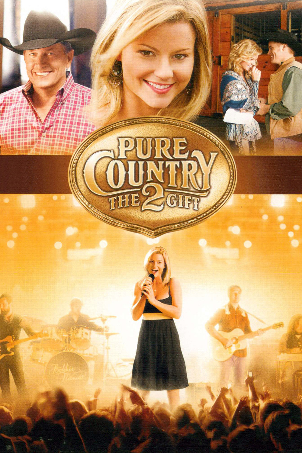 Pure Country 2: The Gift kapak