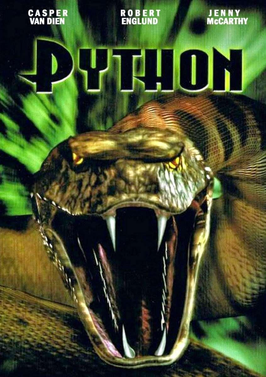 Python kapak