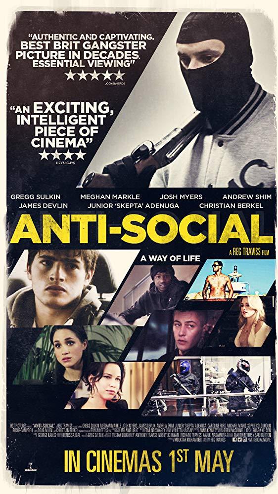 Anti-Social kapak