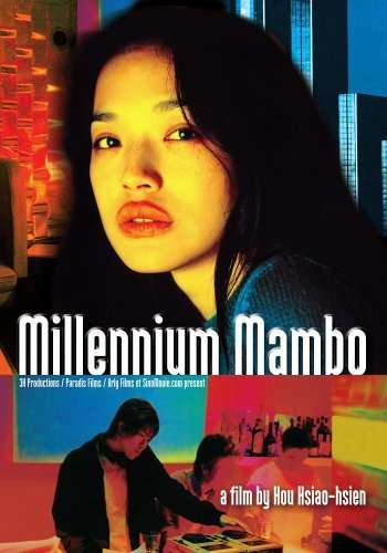 Millennium Mambo kapak
