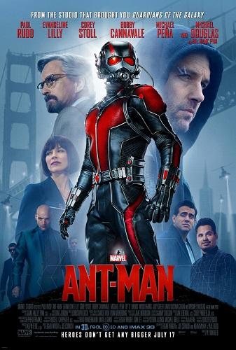 Ant-Man kapak