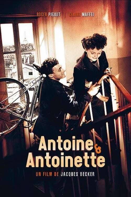Antoine & Antoinette kapak