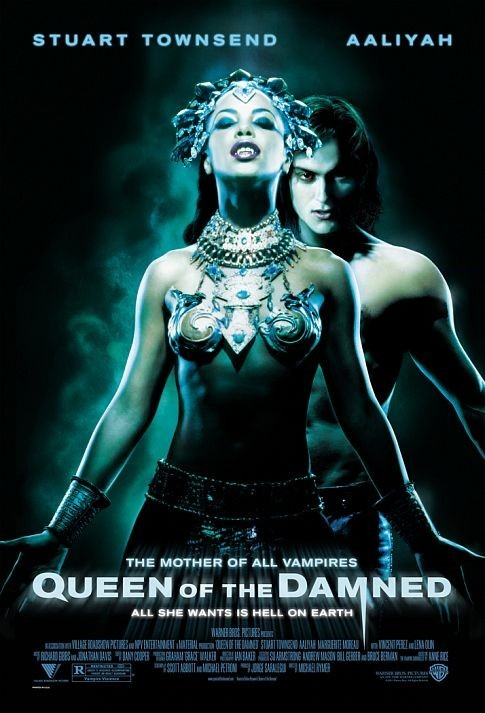 Queen of the Damned kapak