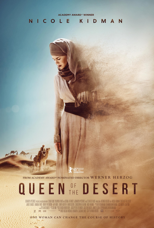 Queen of the Desert kapak