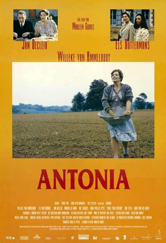 Antonia's Line kapak