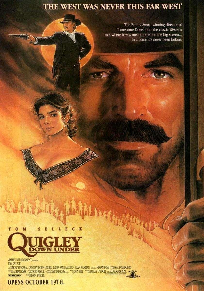 Quigley Down Under kapak