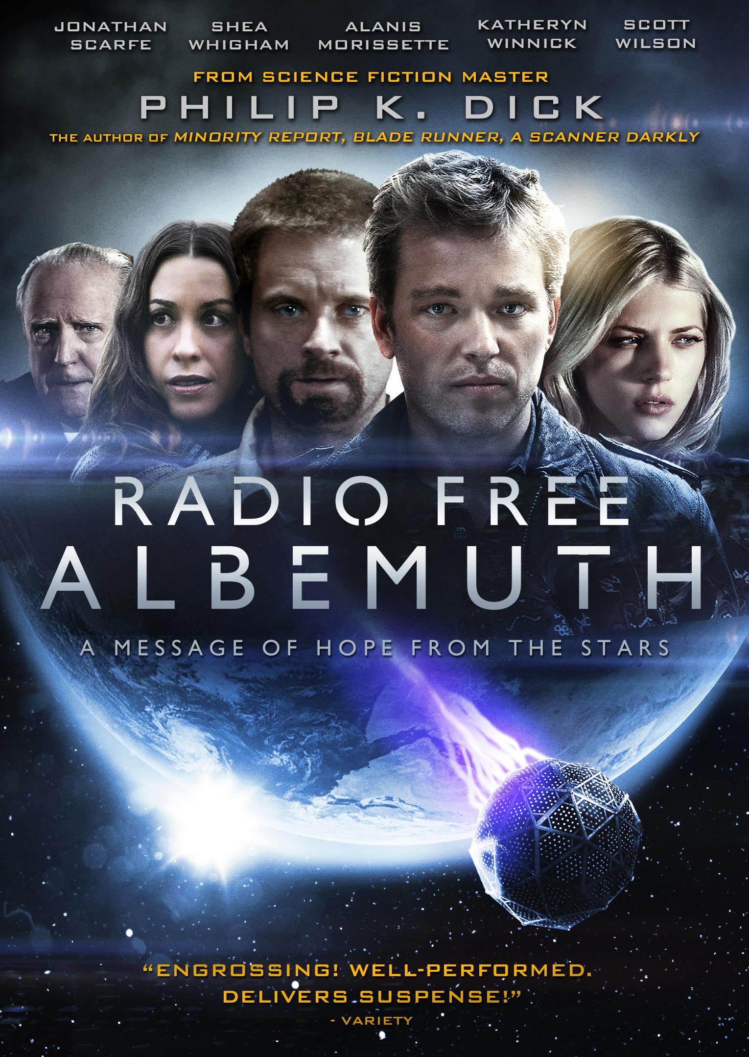 Radio Free Albemuth kapak
