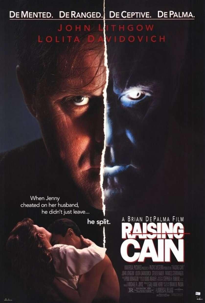 Raising Cain kapak
