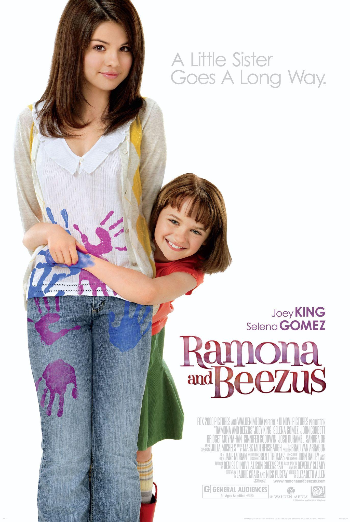 Ramona and Beezus kapak