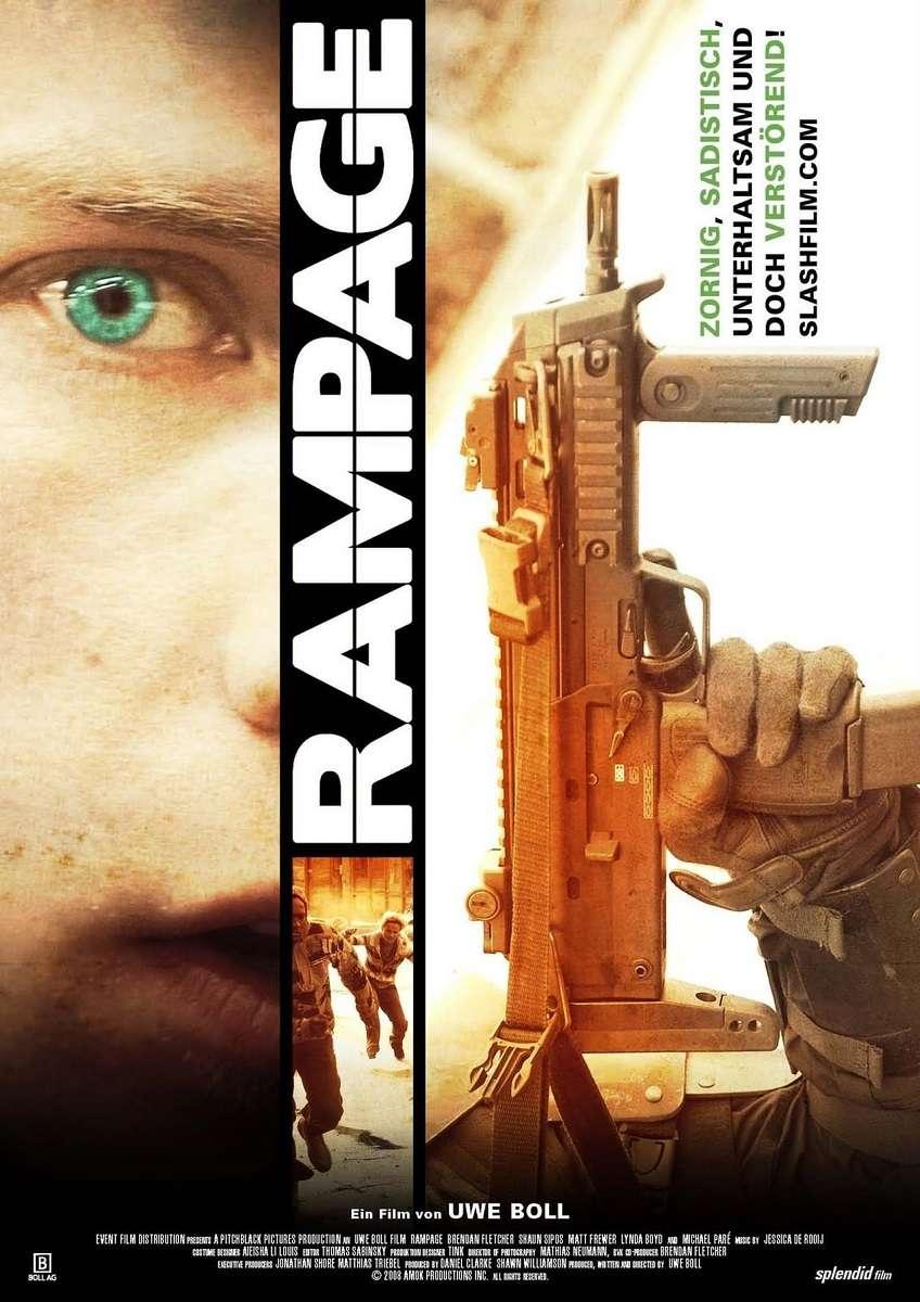 Rampage kapak