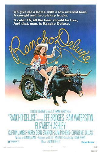 Rancho Deluxe kapak