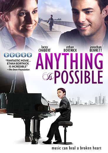 Anything Is Possible kapak