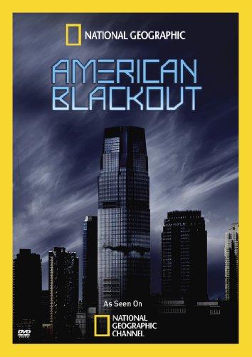 American Blackout kapak
