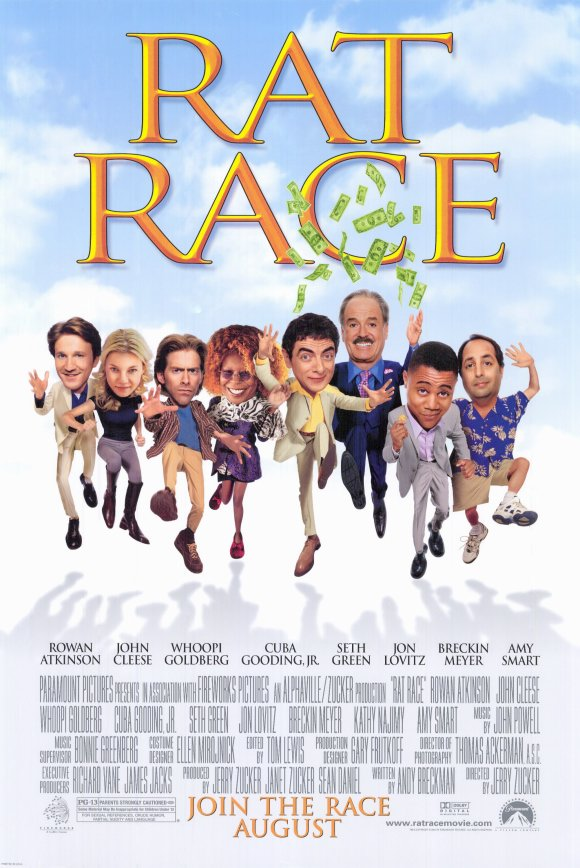 Rat Race kapak