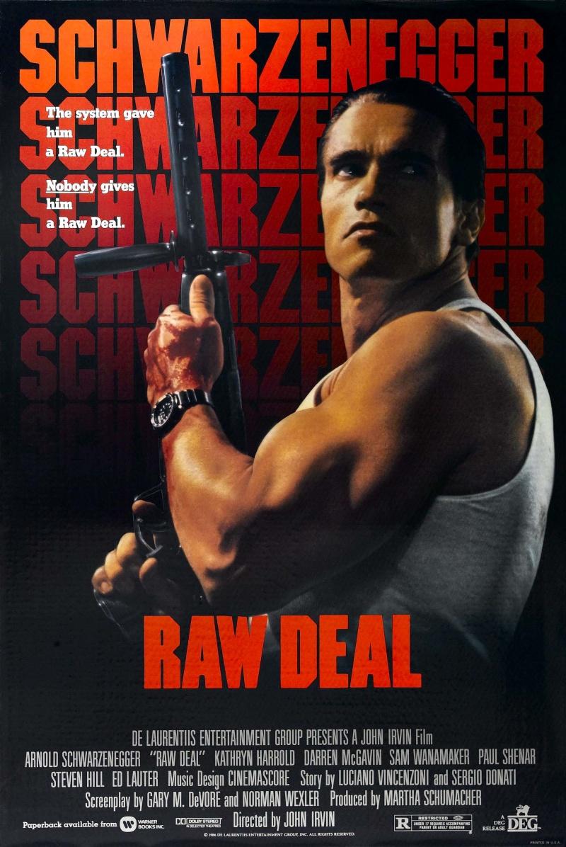 Raw Deal kapak