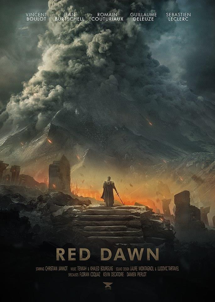Red Dawn kapak