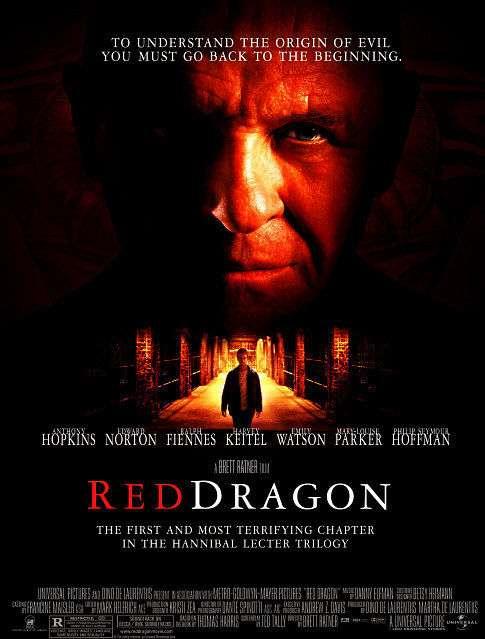 Red Dragon kapak