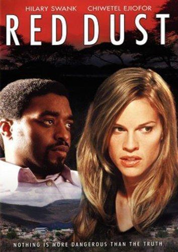 Red Dust kapak