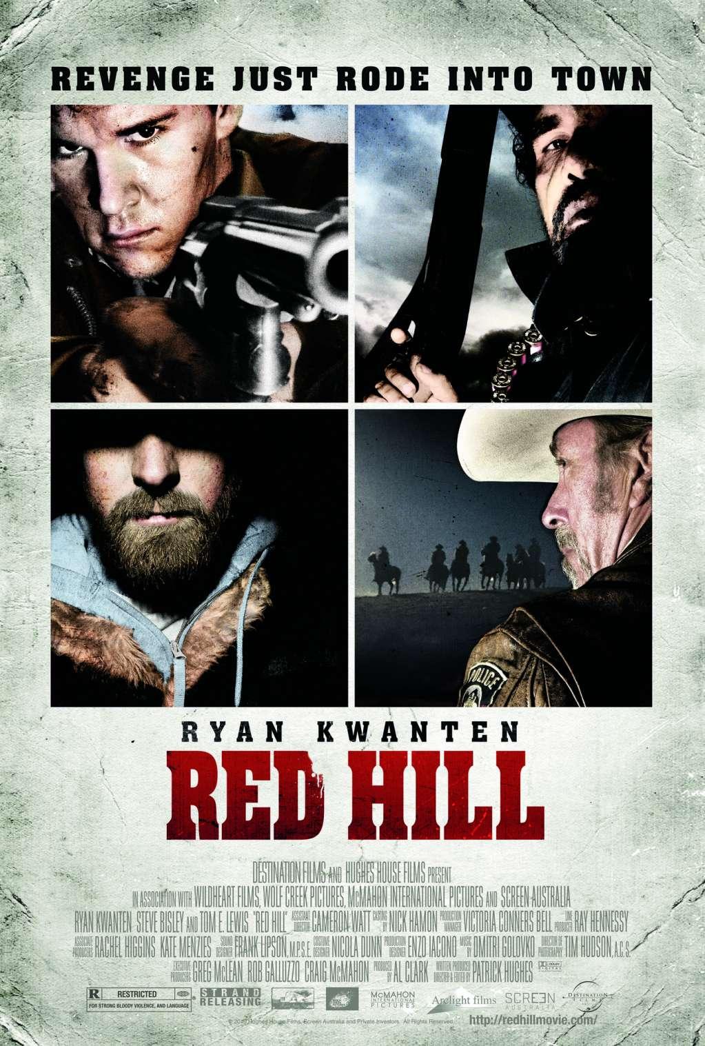 Red Hill kapak