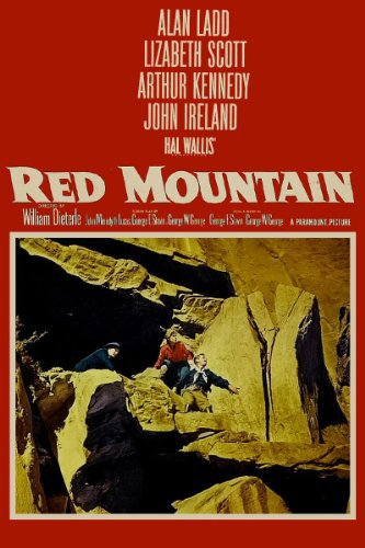 Red Mountain kapak