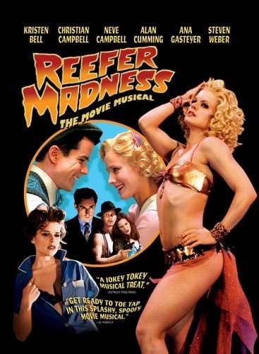 Reefer Madness: The Movie Musical kapak