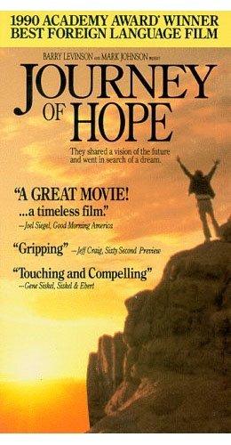 Reise der Hoffnung kapak