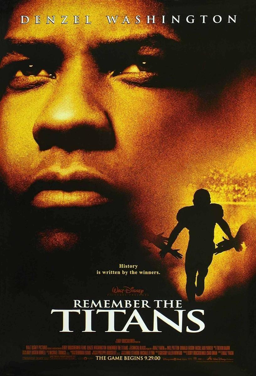 Remember the Titans kapak