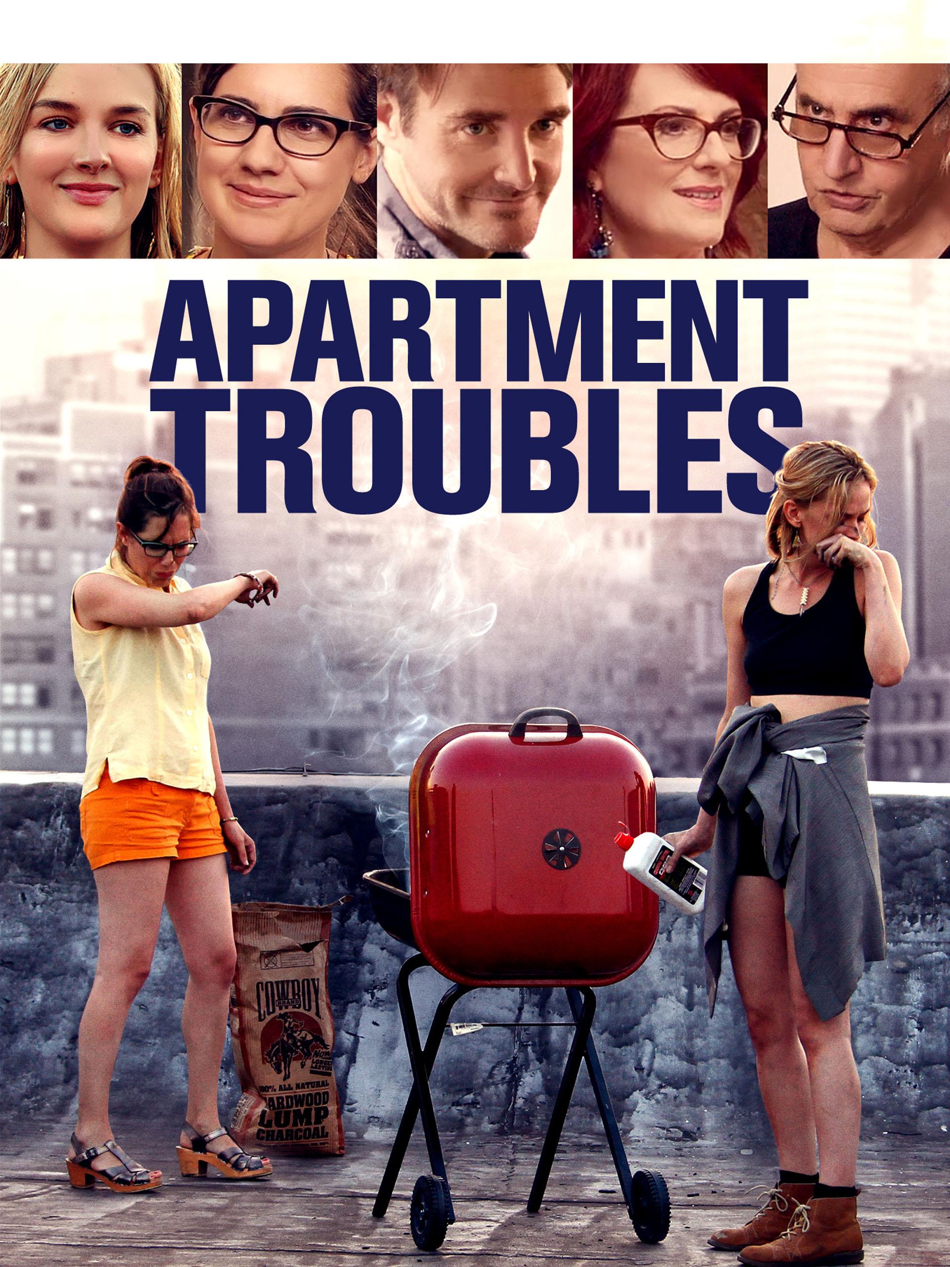 Apartment Troubles kapak