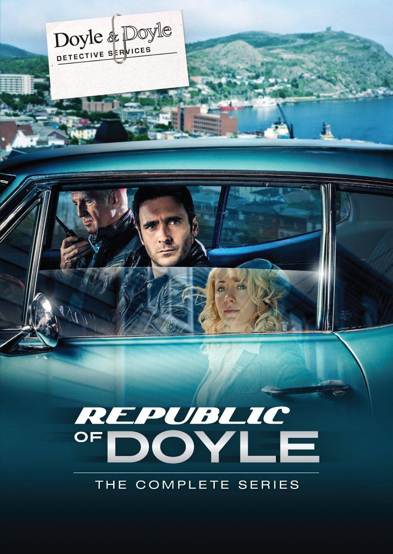 Republic of Doyle kapak