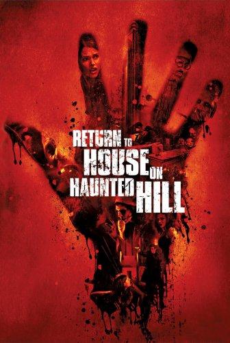 Return to House on Haunted Hill kapak